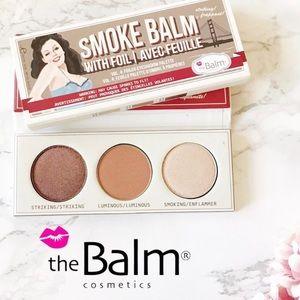 TheBalm SmokeBalm Foiled Eyeshadow Vol 4